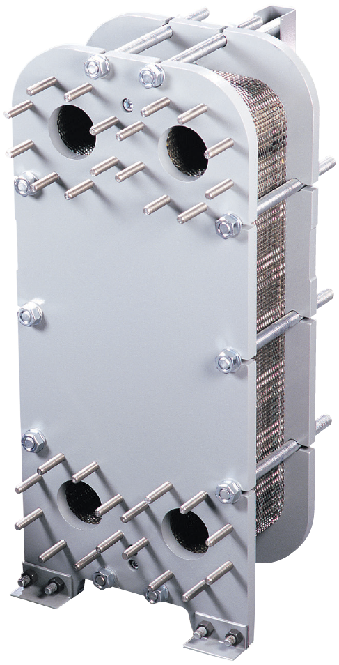 Plateflow – gasketed plate & frame heat exchanger