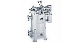 MAXILINE™ VMDE Bag Filter Housing