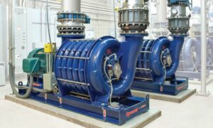 Blowers & Vacuum Systems